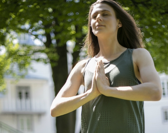Journée internationale du yoga au Monastère